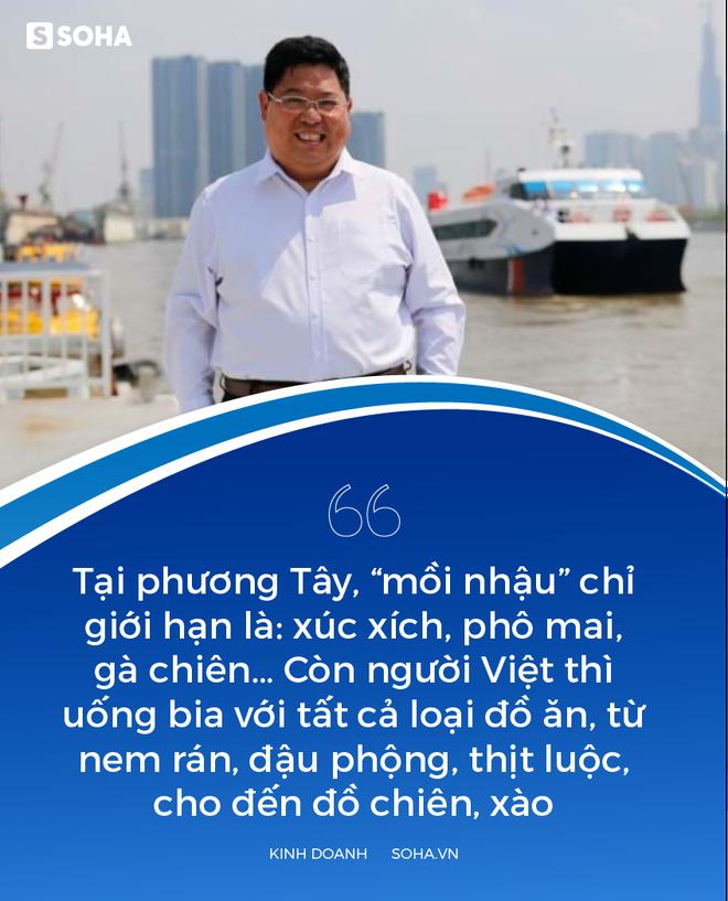Cha đẻ của bia biển đảo: Thay vì hò dô, hãy hô to Hoàng Sa, Trường Sa là của Việt Nam! - Ảnh 9.