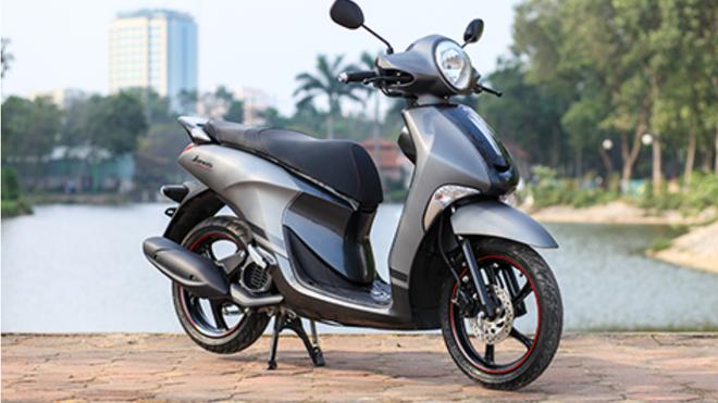 Giá xe Yamaha Janus nóng rẫy, có đáng mua hơn Honda Vision? - Ảnh 2.