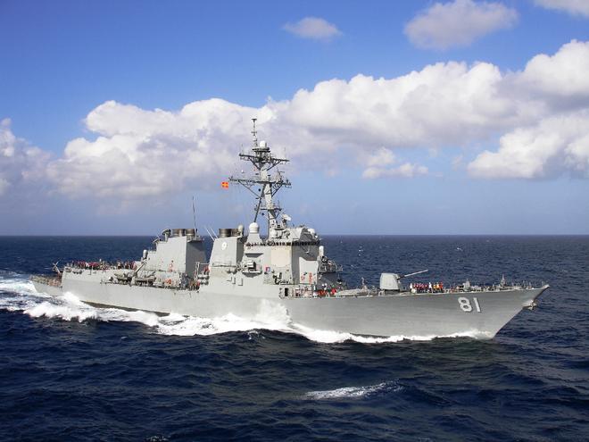 Nga mở căn cứ ở châu Phi, Mỹ lập tức điều hai tàu chiến dằn mặt - Ukraine chỉ cần 24 giờ để tấn công Donbass - Ảnh 1.