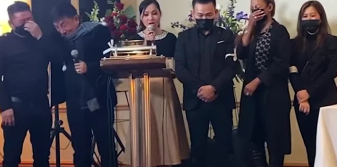 Chị Vân Quang Long: Tôi xấu hổ khi Long vừa mất đi Linh Lan đã lên mạng chia sẻ tiền phúng điếu - Ảnh 5.