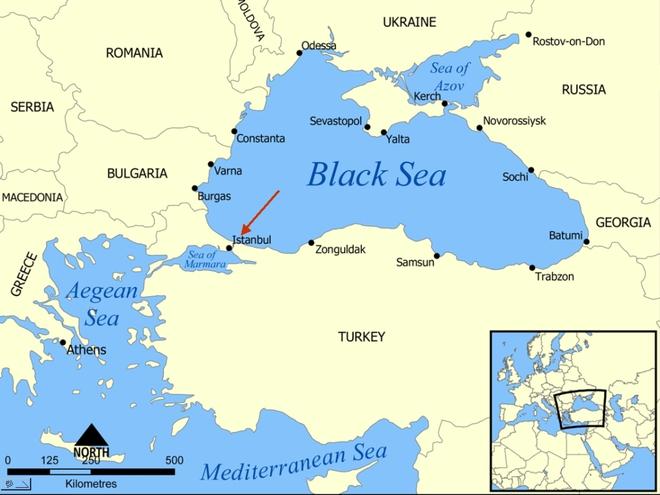 Bị NATO chiếu bí, Nga hết đường cứu Syria: Biển Đen không còn là sân sau của Moscow? - Ảnh 1.