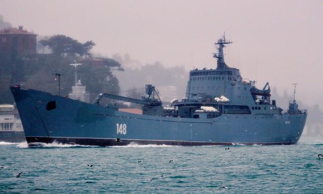 Bị NATO chiếu bí, Nga hết đường cứu Syria: Biển Đen không còn là sân sau của Moscow? - Ảnh 2.