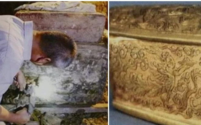 Bí mật chiếc quan tài bằng vàng 13 năm vẫn chưa được mở ra