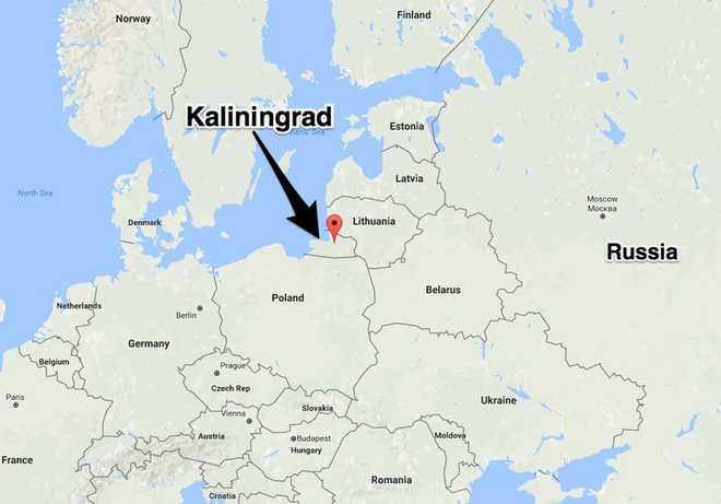 Tại sao căn cứ Hải quân Nga ở Kaliningrad là mối đe dọa chết người đối với NATO? - Ảnh 1.