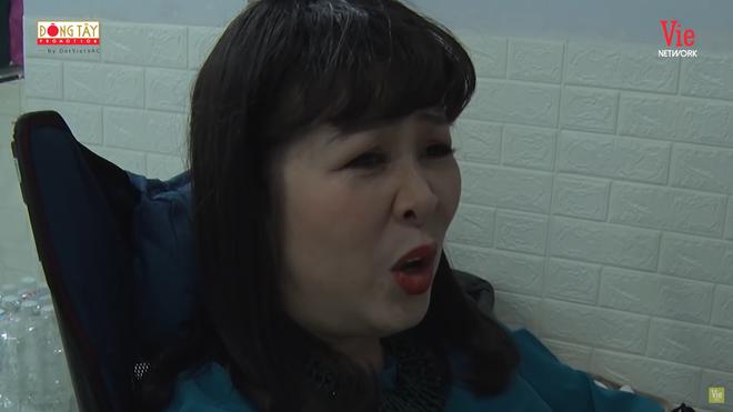 NSND Hồng Vân: Cẩm Ly nó vô hại lắm, suốt ngày bị thằng Minh Vy la 001