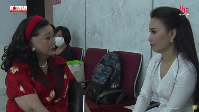 NSND Hồng Vân: Cẩm Ly nó vô hại lắm, suốt ngày bị thằng Minh Vy la 002
