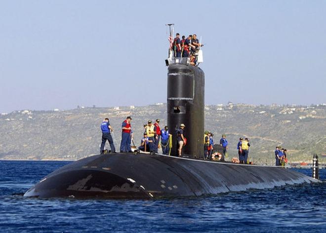 """Lực lượng tàu ngầm - """"công cụ"""" giúp Mỹ khắc chế tham vọng của Trung Quốc - Ảnh 2."""