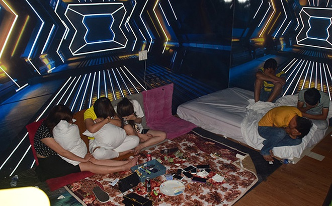 'Ổ' ma túy trá hình trong nhà nghỉ ở Huế: Lắp camera, chuông báo động, cách âm, đóng cửa như không hoạt động