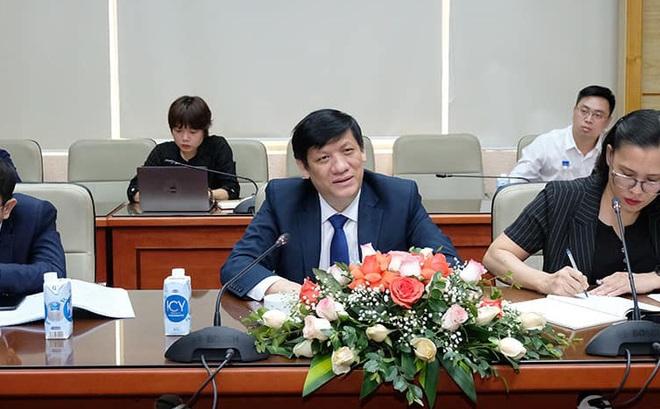 Bộ trưởng Nguyễn Thanh Long đề nghị Trung Quốc hỗ trợ vắc xin Covid-19 cho Việt Nam