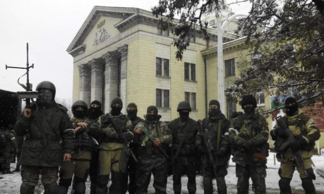 Cuộc chiến tranh hỗn hợp toàn cầu của TT Nga Putin: Mọi con đường đều dẫn tới Ukraine - Ảnh 2.