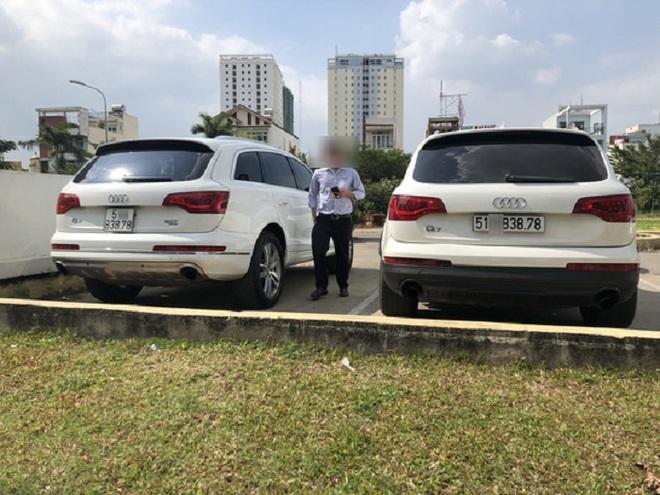 Màn chạm mặt khó tin của dàn ô tô trùng biển số, ly kỳ nhất vụ 2 xe Audi trùng cả giấy tờ - Ảnh 3.