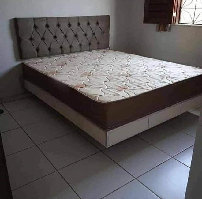 Tủ giường đặc biệt bậc nhất: Sợ mối mọt nên xây bằng bê tông, nhìn thôi đã thấy chắc chắn! - Ảnh 7.