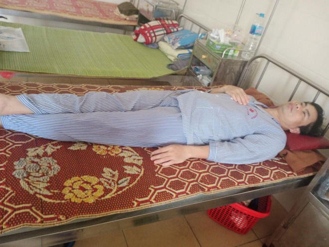 Bệnh nhân tố bị PGĐ bệnh viện làm rách niệu đạo phải mổ cấp cứu khi rút ống tán sỏi thận - Ảnh 3.
