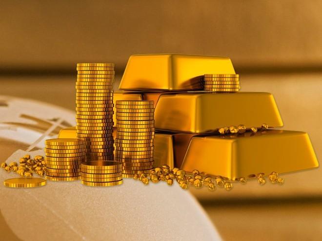 Sau cú sụt giảm mạnh, giá vàng đảo chiều tăng - Ảnh 1.