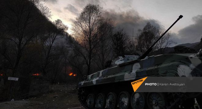 Cựu TT Armenia hé lộ giả thuyết chấn động: 4.000 quân bị dùng như tốt thí ở Karabakh? - Ảnh 4.