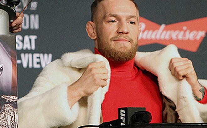 Bán đi công ty rượu sau 3 năm thành lập, Conor McGregor kiếm về bộn tiền