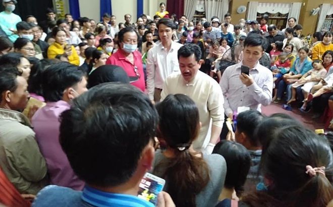 Lương y Võ Hoàng Yên từng về Quảng Nam làm từ thiện như thế nào?