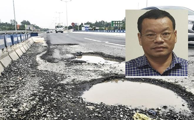 Cựu Chủ tịch Hội đồng nghiệm thu cơ sở dự án cao tốc Đà Nẵng - Quảng Ngãi gây thiệt hại hơn 422 tỷ