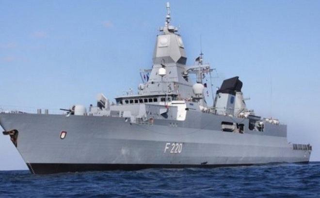 Mục đích Đức điều tàu chiến tới Biển Đông sau 19 năm là gì?