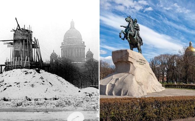 """Giữa mưa bom, Liên Xô phô diễn kĩ năng ngụy trang đỉnh cao cho những """"người hùng chọc trời"""" ở Leningrad"""