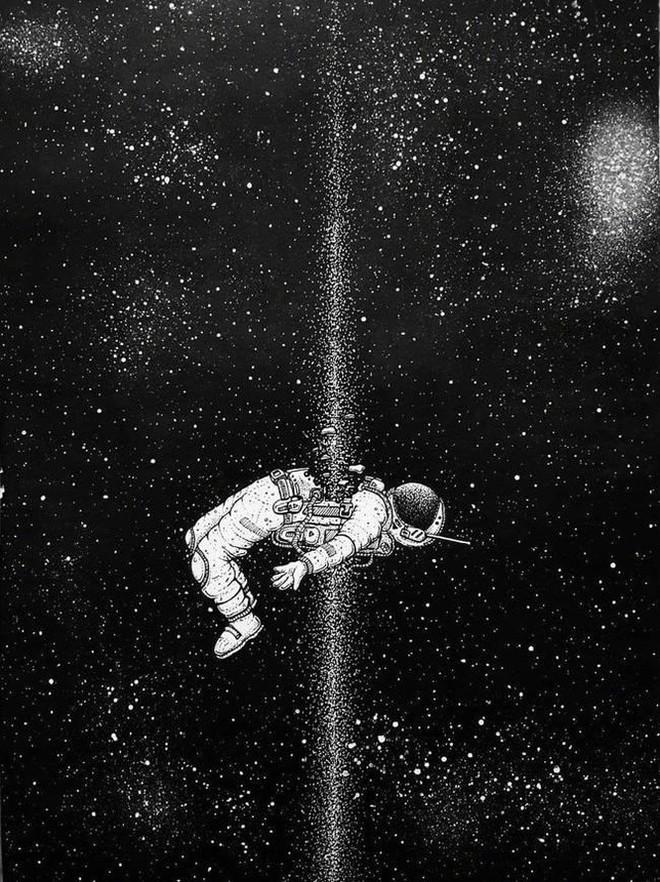 Sau khi các phi hành gia tử vong trong không gian, liệu hài cốt của họ có trôi đến các hành tinh khác? - Ảnh 1.