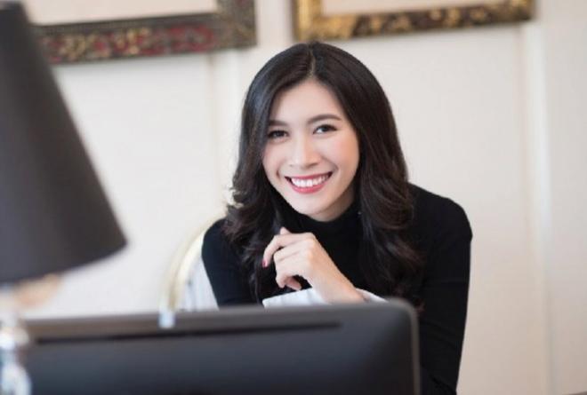 Những cô con gái nhà đại gia Việt: Đẹp như hoa, tài kinh doanh càng đáng nể - Ảnh 3.