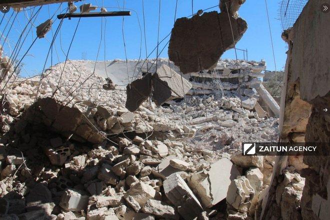 Nga ra đòn quá nhanh và nguy hiểm ở Syria, Su-35 tay đấm chết chóc góp mặt - TT Biden khẩn cấp dừng tấn công Syria - Ảnh 6.