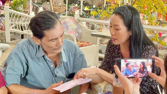 Trịnh Kim Chi: Anh Thương Tín ăn uống thiếu thốn, suy nhược cơ thể, tinh thần - Ảnh 3.