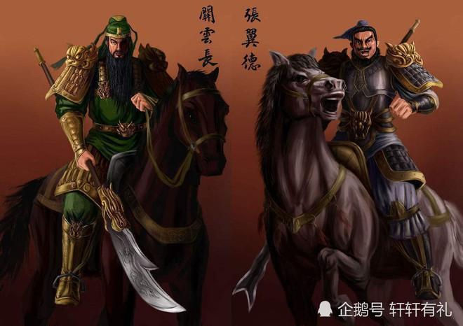Đều là những danh tướng sở hữu sức địch vạn người, Trương Phi và Quan Vũ rốt cục ai trên cơ ai? - Ảnh 6.