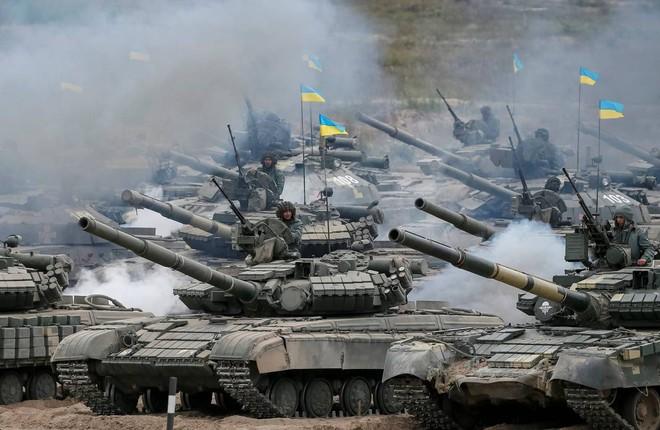64 nghìn binh sĩ Ukraine đã sẵn sàng, thề san phẳng Donbass: Chỉ Nga mới có thể giải nguy - Ảnh 4.