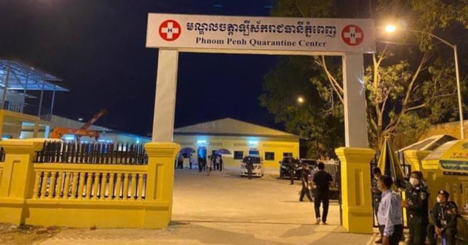Một người Trung Quốc chết ở Campuchia khi đang điều trị Covid-19 do sốc ma túy - ảnh 1
