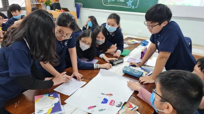 Cảm hứng sống đẹp của người hùng Nguyễn Ngọc Mạnh được đưa vào bài học kỹ năng sống của học sinh thủ đô - Ảnh 3.