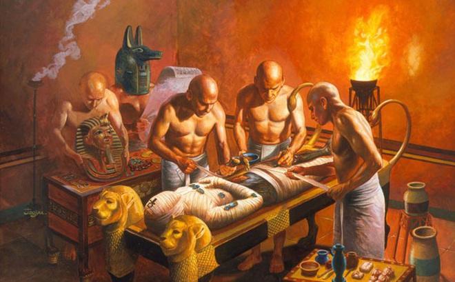 Phát hiện đồ vật quan trọng giúp giải mã quá trình ướp xác của người Ai Cập cổ