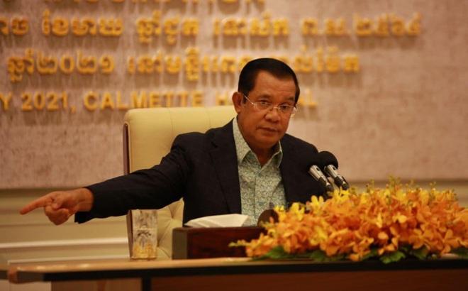 """Tuyên bố tái cử Thủ tướng Campuchia, ông Hun Sen """"ngửa bài"""": Tôi làm đến lúc nào muốn nghỉ!"""