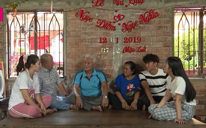 Nhà ở quê của Quách Ngọc Tuyên: Nhà bố mẹ tôi nghèo nên chỉ có vậy