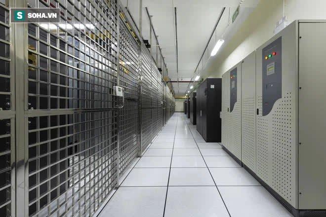 Cận cảnh bên trong trung tâm dữ liệu tối tân nhất miền Bắc - Ảnh 7.