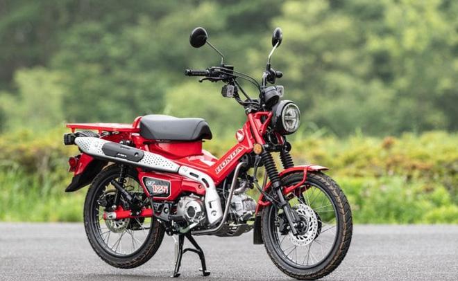 Hậu duệ Super Cub huyền thoại - Xe số có giá ngang Honda SH - Ảnh 8.