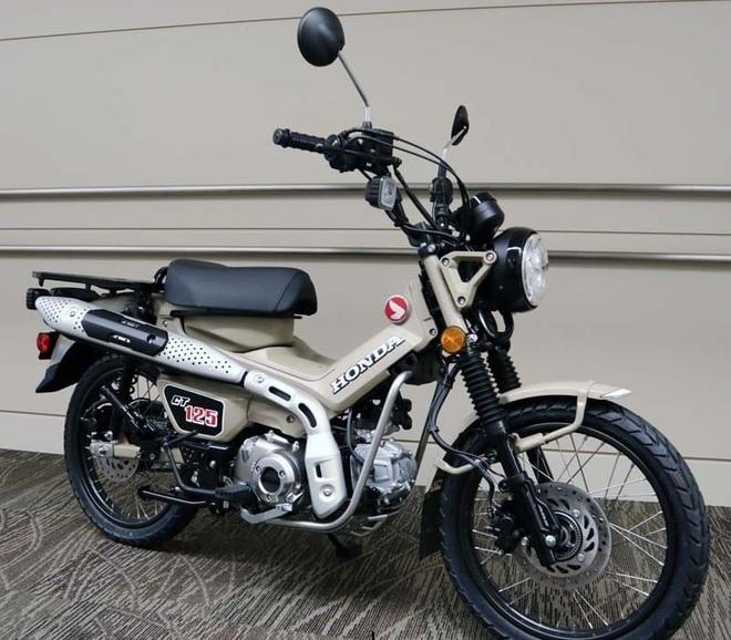 Hậu duệ Super Cub huyền thoại - Xe số có giá ngang Honda SH - Ảnh 12.