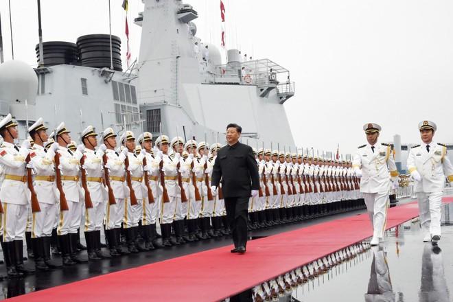 Bóng ma chiến tranh với Trung Quốc: Nỗi sợ hãi của các tướng lĩnh Quân đội Mỹ - Ảnh 1.