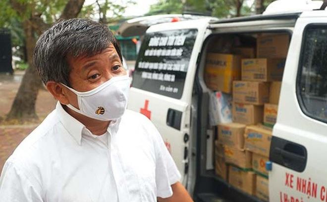Ông Đoàn Ngọc Hải công khai mở tài khoản tên mình nhận tiền giúp người nghèo, mở quỹ 'Vì đồng bào'