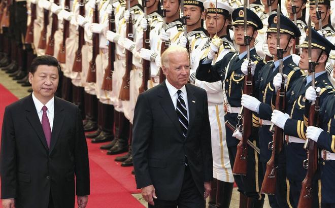 """""""Bóng ma chiến tranh"""" với Trung Quốc: Nỗi sợ hãi của các tướng lĩnh Quân đội Mỹ"""