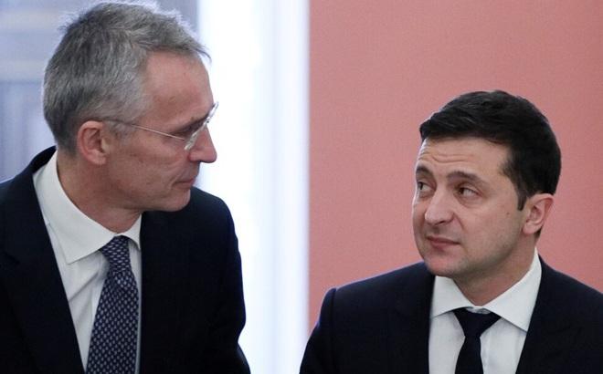 Tổng Thư ký NATO: Nếu Ukraine là thành viên NATO từ 2014, Nga còn lâu mới có cơ hội sáp nhập Crimea
