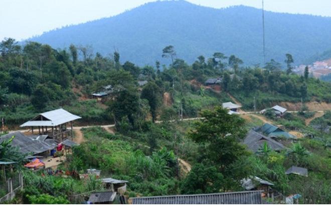 Tai nạn lao động tại mỏ chì ở Điện Biên, 1 công nhân tử vong