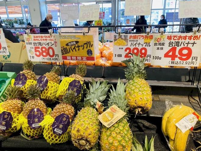 Nhật Bản chọc tức TQ, ngay lập tức có động thái bảo vệ dứa Đài Loan: Họ không ăn thì để người Nhật ăn! - Ảnh 1.