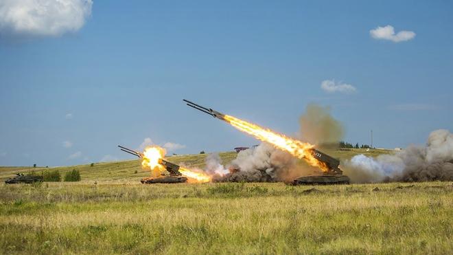 Triển vọng hiện đại hóa các hệ thống phun lửa hạng nặng Nga - ảnh 2