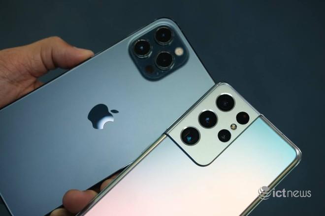 Smartphone cao cấp giảm giá mạnh dịp 8/3 - Ảnh 1.