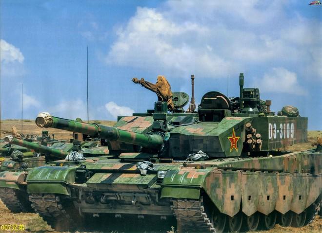 Xung đột biên giới: Xe tăng Type 99А TQ khiến T-72 và T-90 Ấn Độ tá hỏa rút lui - Ảnh 2.