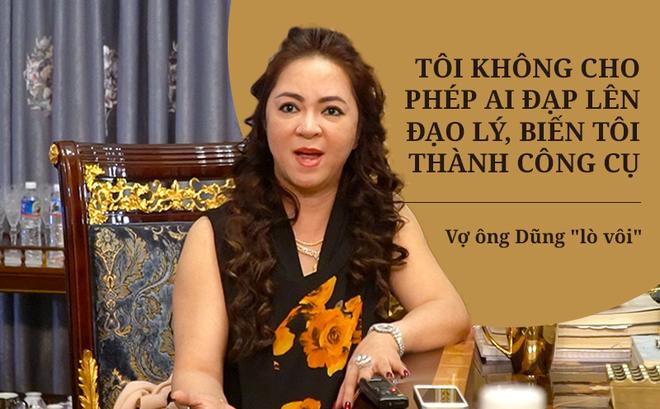"""Vợ đại gia Dũng """"lò vôi"""" nói gì khi ông Võ Hoàng Yên xin trả lại tiền?"""