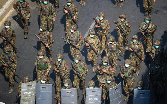 Myanmar nhờ Ấn Độ trao trả 8 cảnh sát vượt biên để trốn lệnh quân đội