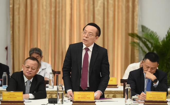 Chủ tịch TPBank Đỗ Minh Phú: Năm 2045, thu nhập bình quân người Việt có thể tăng lên 16.500 USD/năm, quy mô nền kinh tế tương đương Hàn Quốc năm 2018